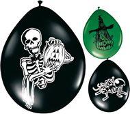 Halloween ballonnen Horror 8 stuks