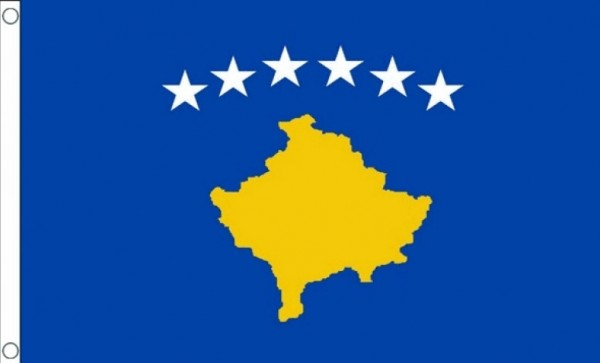 Vlag Kosovo | Kosovaarse vlag 90x150cm Best Value