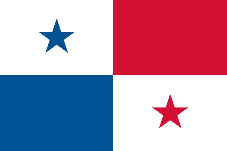 vlag Panama | Panamese vlaggen 100x150cm