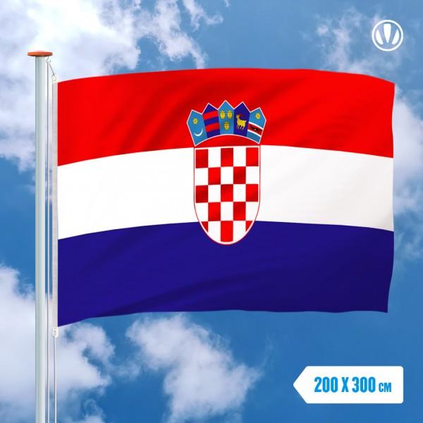 Grote Mastvlag Kroatie