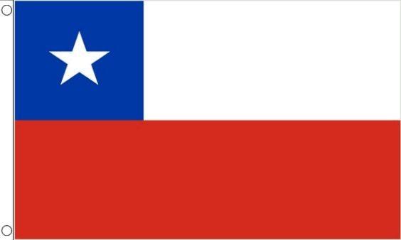 vlag Chili | Chileense vlaggen 60x90cm Best Value