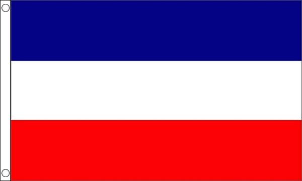 Vlag Joegoslavië 60x90cm