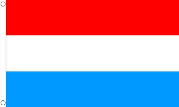 Vlag Luxemburg, Luxemburgse vlag 90x150cm Best Value