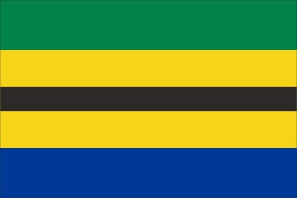 vlag Westerveld 50x75cm