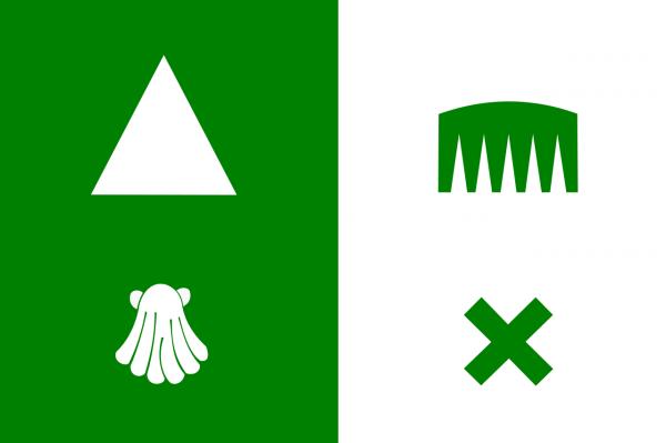 Grote vlag Alphen-Chaam