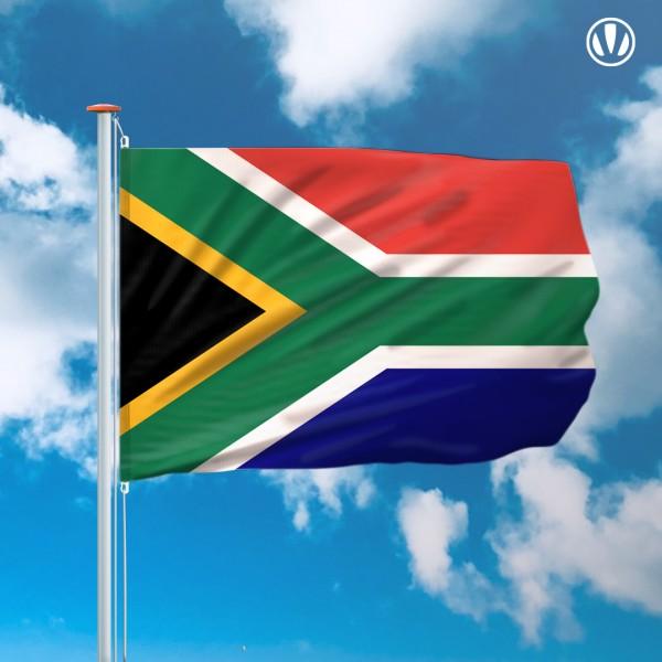 Mastvlag Zuid-Afrika